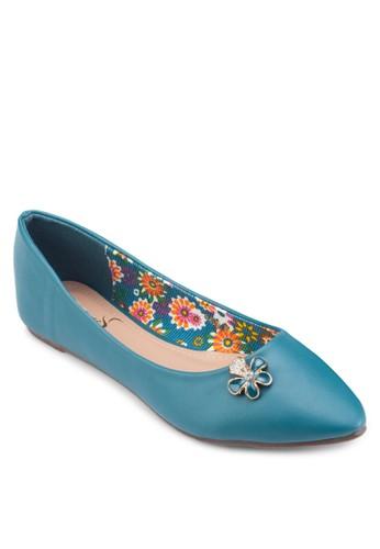 Dainty Flats、 女鞋、 芭蕾平底鞋MicffyDaintyFlats最新折價