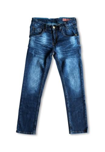 Osella Kids blue Osella Celana Anak Laki Laki Jeans Polos Blue. 66018KAE510BFCGS_1