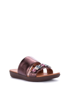 3e9f53078abc 29% OFF Fitflop Delta Bejewelled Sandals Php 6,990.00 NOW Php 4,970.00  Sizes 5 6 7 8 9