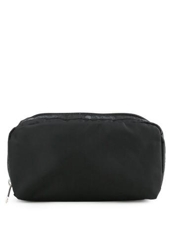 LeSportsac black Rectangular Cosmetic 08C18AC793CBE0GS_1