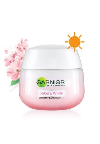 Garnier Garnier Sakura Day Cream SPF21 50ml 62C67BE6B66086GS_1