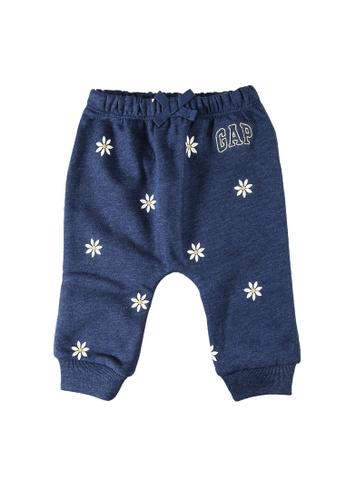 GAP blue Logo Pull On Pants 9388DKA6ADFA6DGS_1
