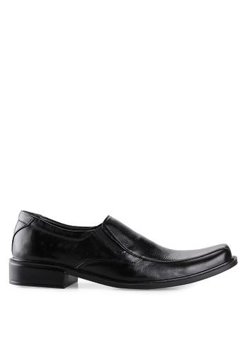 MARC & STUART Shoes black Loafer Irsya MA456SH47BCUID_1