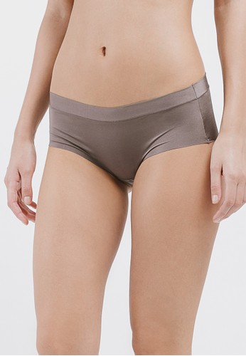 Raquel Lingerie grey Cody Grey Hipster Panty RA363US0VD5TID_1