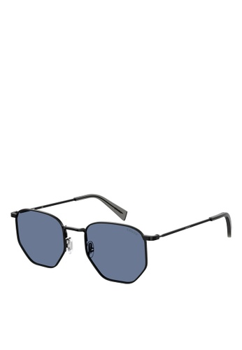 Levi's black Lv 1004/S Sunglasses 21A4AGL97D6D42GS_1