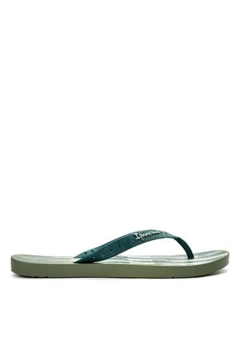 Ipanema green Arpoader Temas Flip Flops IP498SH0K444PH_1