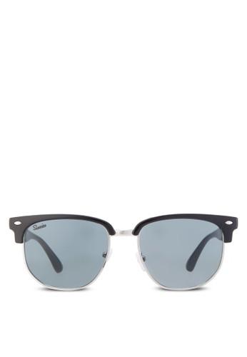 Owen 半粗框太陽眼鏡zalora鞋子評價, 飾品配件, 飾品配件