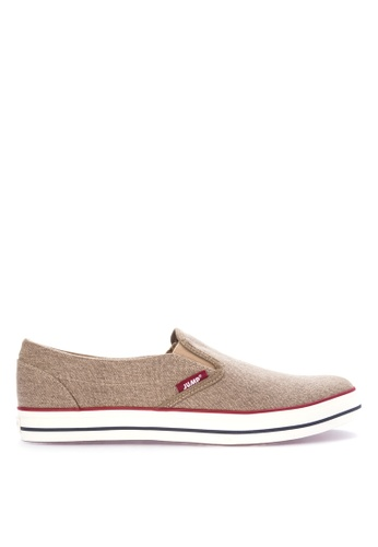 Jump beige Ivel Sneakers D885FSH0E1C96FGS_1