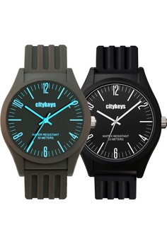 Couple Package / Adult Hong Kong Octopus Watches