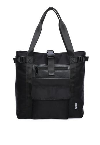Milliot & Co. black Ferdinand Tote Bag DD027AC61D2F3AGS_1