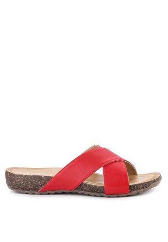 ELLE red Ladies Shoes 30111Za 56516SH40D7241GS_1