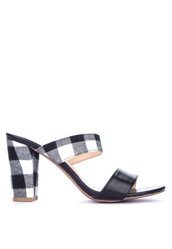 d8193b6c92ba Shop Primadonna Slide High Heels Online on ZALORA Philippines