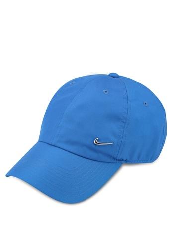 Nike blue Unisex Nike Sportswear Heritage86 Cap 797ACACE55EBD3GS_1