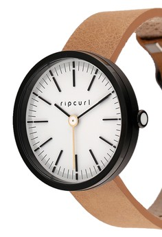 Rip Curl Solstice Midnight Leather Watch Rp 1.999.000. Ukuran One Size e7f7396b5f