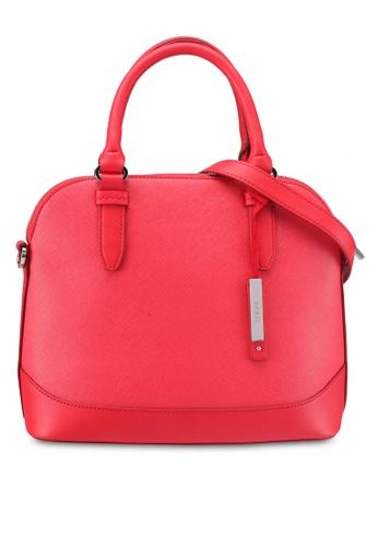 Esprit red Casual Tote Bag ES374AC0T17ZMY_1