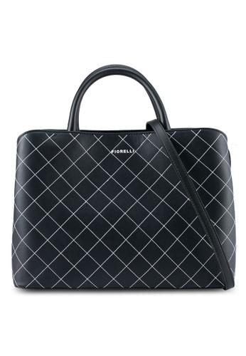 Fiorelli black Triple Compartment Sling Bag FI529AC0SYB0MY_1