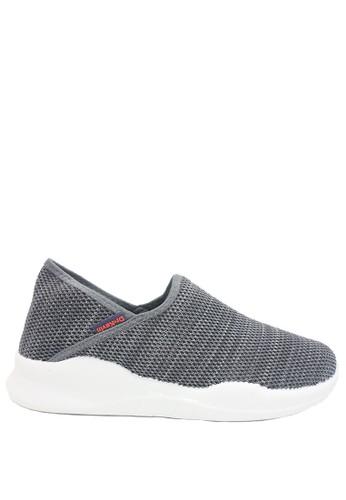 Dr. Kevin grey Dr. Kevin Men Sneakers Slip On 13340 - Grey 00B4ESH1FE2328GS_1