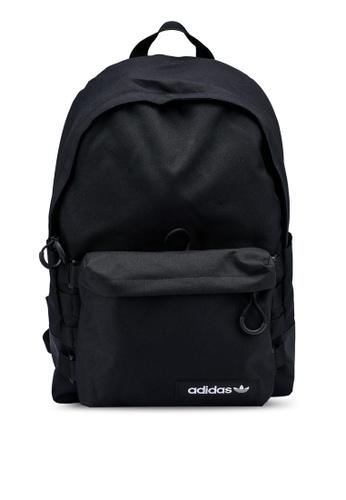 ADIDAS black sport modular backpack 2407EAC1FCB242GS_1