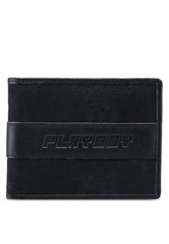 Playboy black Wallet AB913ACE40E8F2GS_1