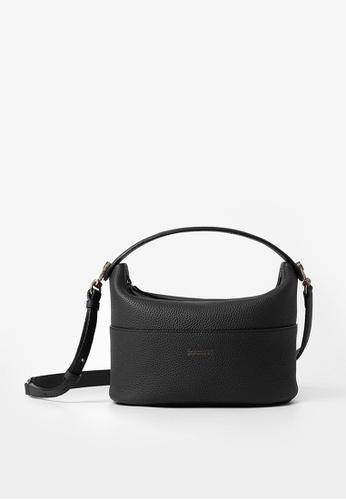 RABEANCO black RABEANCO NINA Shoulder Bag - Black 7F456AC48858D1GS_1