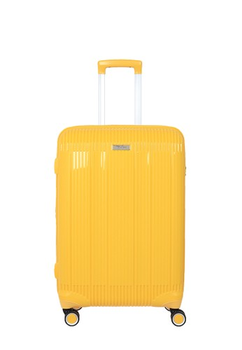 Jack Nicklaus yellow Trolley Case Jack Nicklaus 73110 - 24 inch Yellow A694AACDC0A5D0GS_1