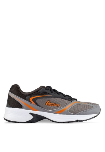 Legas grey and multi Neptune LA Men's Shoes LE684SH0S2MQMY_1