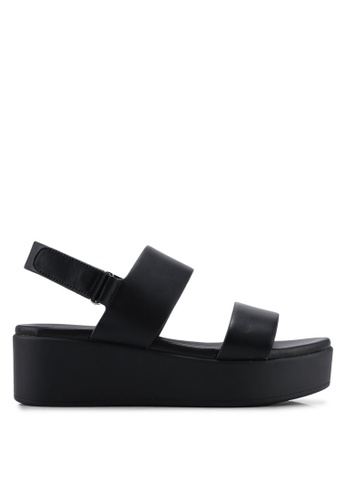ALDO 黑色 Agrerinia 楔型鞋 7C9F3SH63732E9GS_1