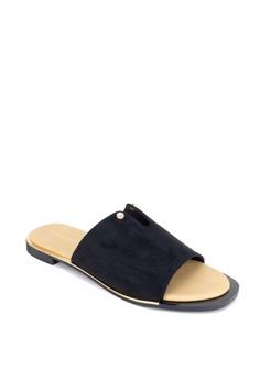 f8cfbbfca54691 Nelissa Hilman Teja Sandal RM 149.00. Sizes 35 37 38 · FitFlop purple  Fitflop Rumba Toe-Thong Sandals ...