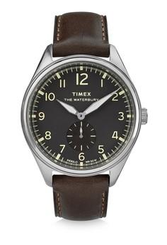 TIMEX brown Tw2R88800 - The Waterbury C4421AC942CF3FGS 1 05a9d950e3