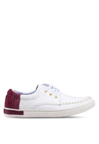 Sammoni white Stylish Weekend Shoes SA969SH07SOQMY_1