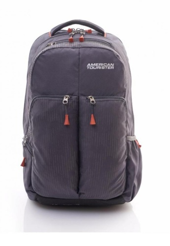American Tourister grey Insta Backpack 02 E7104ACA397862GS_1
