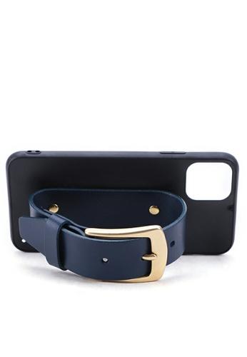 Twenty Eight Shoes Vintage Leather Belt iPhone Case QYE094 E112CAC1C38A44GS_1