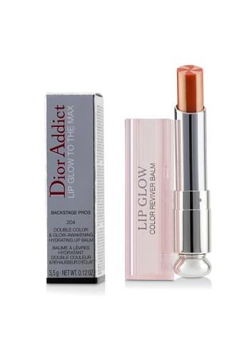 christian dior CHRISTIAN DIOR - Dior Addict Lip Glow To The Max - # 204 Coral 3.5g/0.12oz D32A3BE0F4E181GS_1