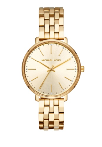 1385407ab22d Shop MICHAEL KORS Pyper Analog Watch MK3898 Online on ZALORA Philippines