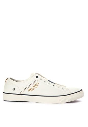 Jump white Izae Sneakers JU701SH0J3BOPH_1