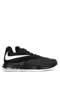 aa4584f739c0 Nike black Nike Air Max Infuriate Iii Low Shoes 70F46SH779C9CFGS 1