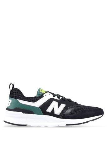 New Balance black 997H Lifestyle Shoes A7EE6SH91F8C4BGS_1
