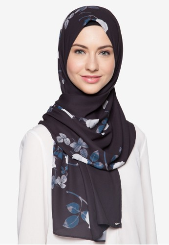 Rose Vesprit hk分店ine 印花頭巾, 飾品配件, 飾品配件