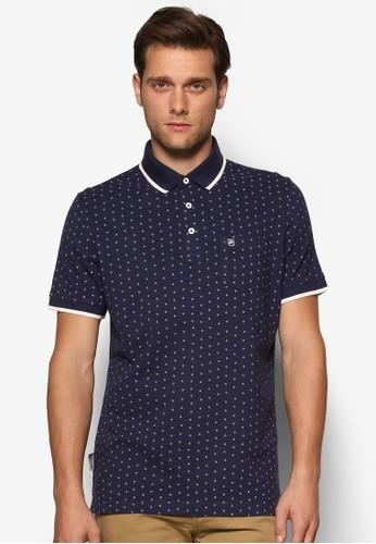 印花POLO 衫, esprit 評價服飾, Polo衫