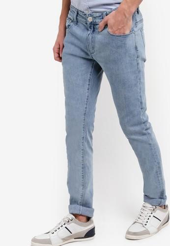 Indesprit台灣官網ie 窄管熟悉牛仔褲, 服飾, 服飾
