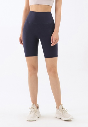 HAPPY FRIDAYS Women's tight Running Shorts (No front crotch  line) DSG113 5DFE5AAF477795GS_1