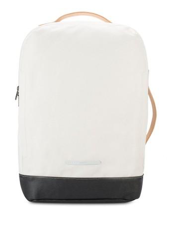 帆布筆電後esprit服飾背包, 包, 後背包