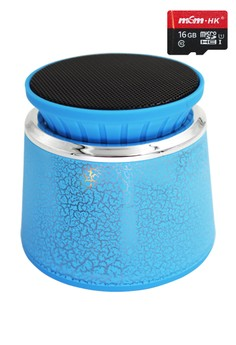 Premium Bluetooth Speaker With FREE 16gb microSD card Class 10