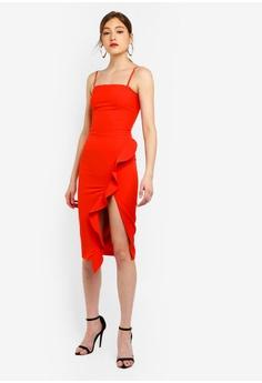 9a5af4f107 Bardot Carmelle Midi Dress RM 489.00. Sizes 6 8 10 12