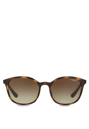 Vogue brown In Vogue VO5051SF Sunglasses VO655GL84FTBMY_1