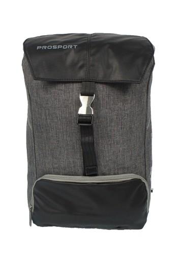 Prosport grey Prosport Backpack 1805-17 - Grey B8232AC9D5211AGS_1