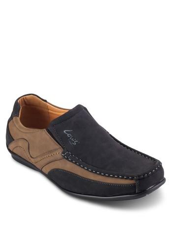 拼色休閒esprit outlet 台灣樂福鞋, 鞋, 船型鞋
