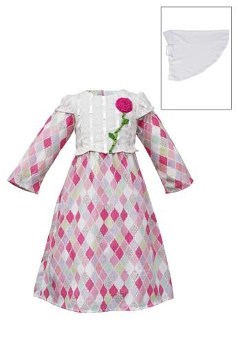 INFINE pink Muslim Dress Anak Esm 200 6/12 BCFF9KADEC1B87GS_1