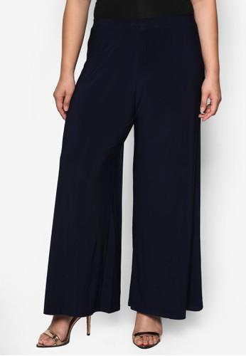針織esprit 香港喇叭長褲, 服飾, 直腳褲