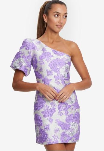 BWLDR purple Remy Dress EFF8DAA62BD480GS_1